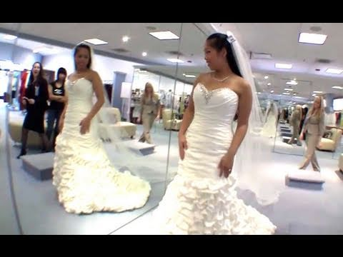 Bridal Gown Search - Wedding Series ep. 3 -itsJudyTime