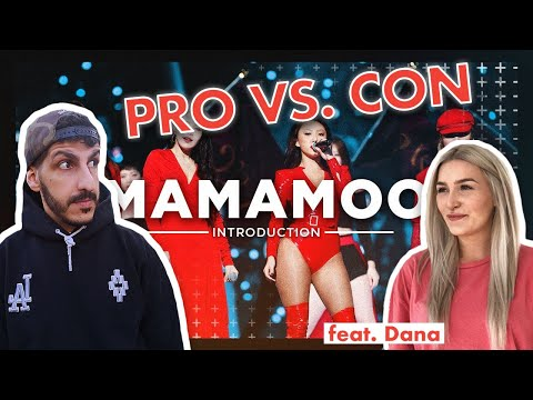"Rahim & Dana React To ""Introduction Guide To Mamamoo"""
