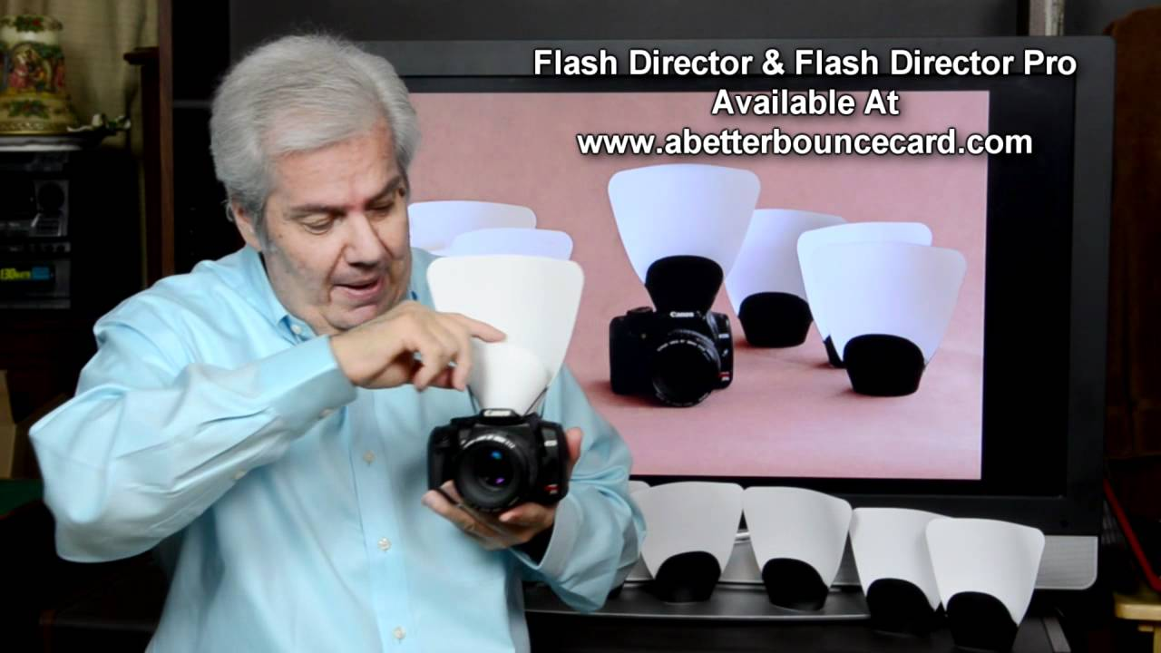Peter Gregg S Own Flash Director Pop Up Diffuser For Dslrs You