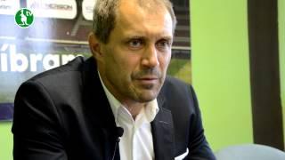 23. 8. 2014 - 1.FK Příbram - Bohemians Praha 1905 2:3 (1:0) - pozápasové rozhovory