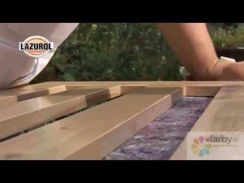 Prečo a ako natierať drevo včelim voskom