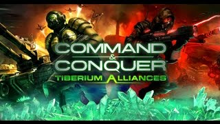 COMMAND AND CONQUER Tiberium Alliances GAMEPLAY FOR BEGINNERS