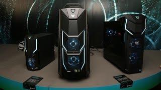 نظرة على وحوش الحاسبات المكتبية Acer Predator Orion