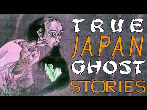 4 True Ghost Stories From Japan