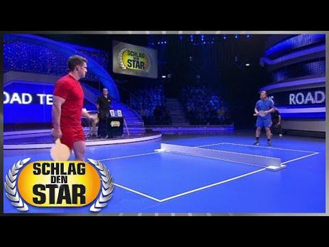 Spiel 4 - ROAD TENNIS - Schlag den Star