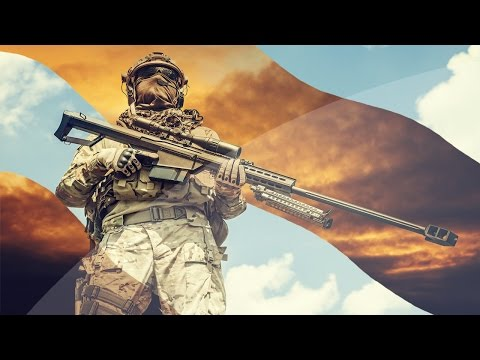 TOP 7 Sniper Rifles in the World