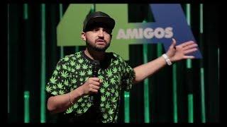 LEGALIZAÇÃO DA MACONHA ? | THIAGO VENTURA | SHOW SOLO