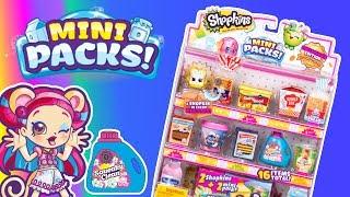Shopkins Mini Packs  Jedzenie prosto z USA  unboxing po polsku