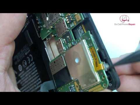 Nokia Lumia 1520 Screen Replacement