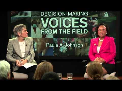 Paula A. Johnson, Executive Director of the Connors Center for Women's Health | HSPH