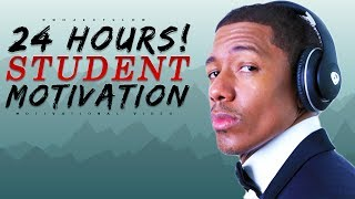 You Have 24 Hours In A Day - Student Motivation