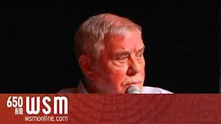 Tom T Hall Part 5 | Intimate Evening | WSM Radio