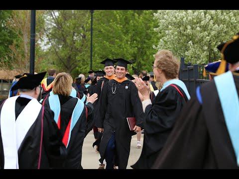 Morningside College 2019 Undergraduate Commencement Ceremony