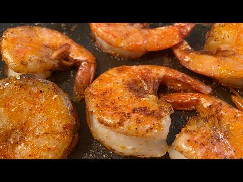 Sautéed Shrimp 🦐 Easy Peasy