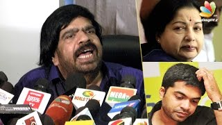 TR Speech : Simbu was disturbed by Jayalalitha's health condition | Apollo Hospital Latest
