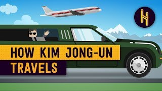 How Kim Jong-un Travels