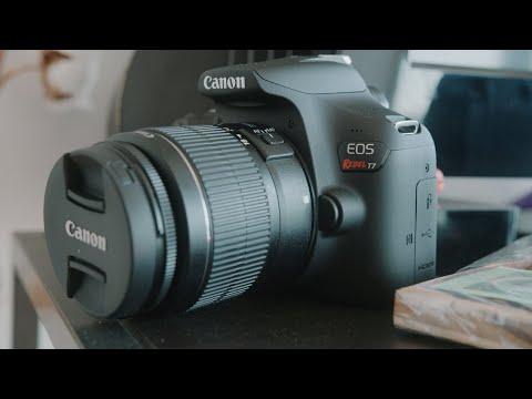 Canon T7 (1500D) Review - Photo & Video Test