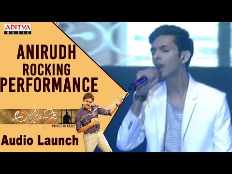 Anirudh Rocking Performance @...