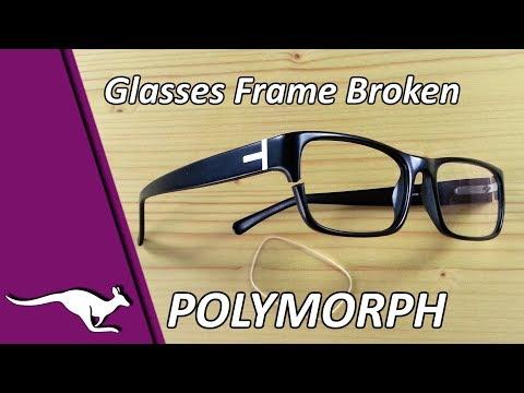 DIY Glasses Frame Broken | Polymorph