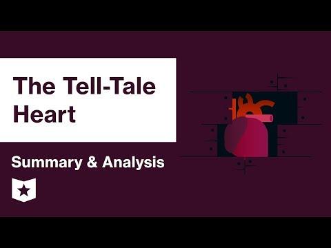 The Tell-Tale Heart By Edgar Allan Poe | Summary & Analysis