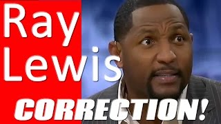 My Response to Ray Lewis About His Stance on Colin Kaepernick's Protest
