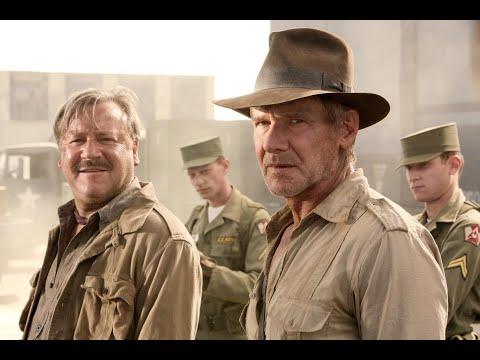 """Conocé al villano que se enfrentará a Harrison Ford en """"Indiana Jones 5"""""""