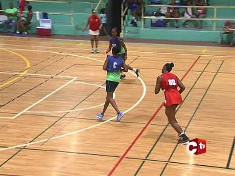 Lystra Lewis Port of Spain Netball League Starts