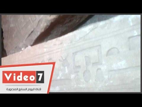 رئيس حى المطرية: ضبط شخص نقب عن آثار أسفل منزله واكتشف مقبرة