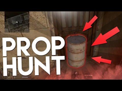PROP HUNT! (MWR Prop Hunt Live Stream w/ JHub)