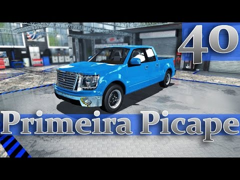 Primeira Picape ;) | Ford Raptor | Car Mechanic Simulator 2015 #40 | Pt-Br | |