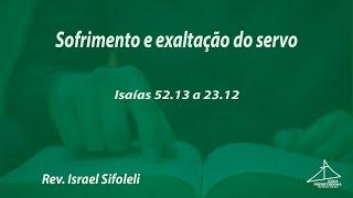 CULTO VESPERTINO - 16-08-2020