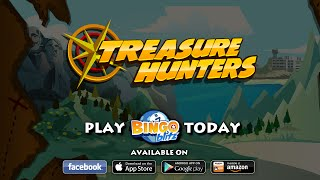 Bingo Blitz - Treasure Hunters Trailer