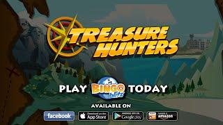 Bingo Blitz - Treasure Hunters Trailer