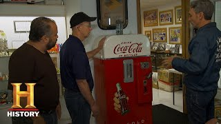 American Pickers: Mike And Frank Pick A Toy Collection Season 18, Episode 5   History