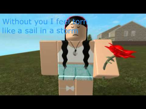 ROBLOX Music Video - Sad Song