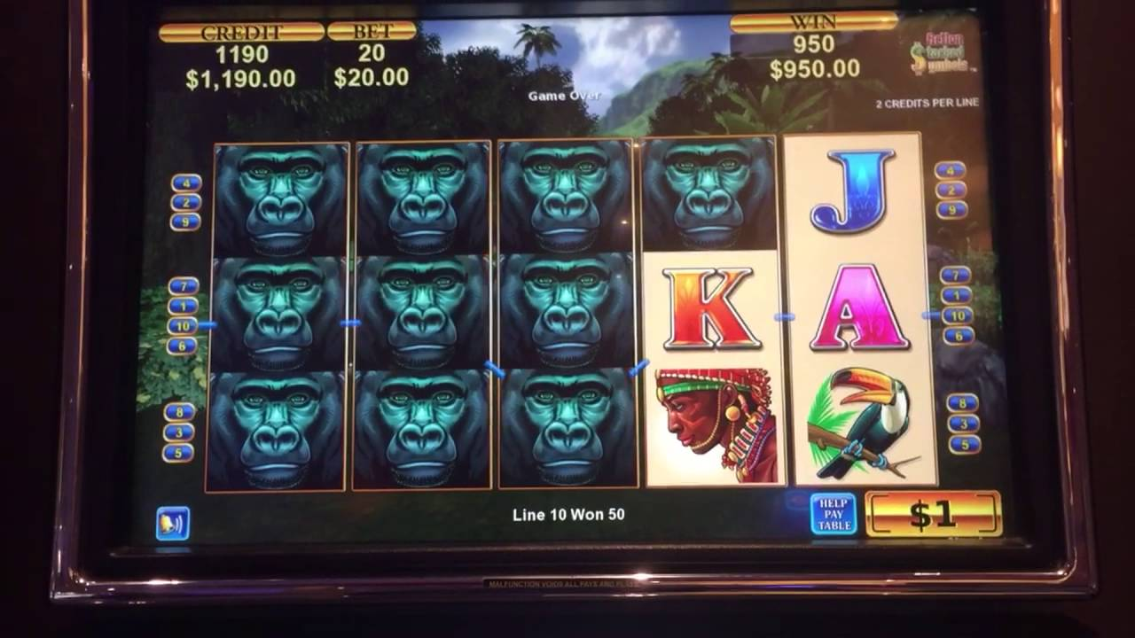African Diamond Slot
