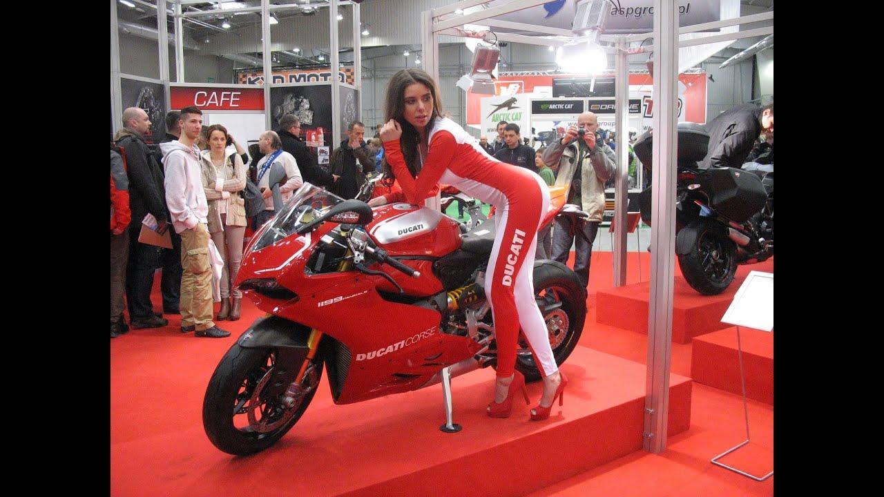 Sexy Motocross Girls
