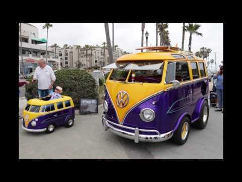 4/27/19 - Huntington Beach VW Bus and Seal Beach Classic Car Show
