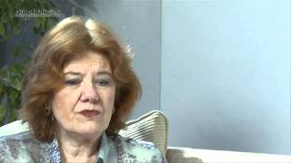 """Anne Perry in conversation with Meg Davis - """"Acceptable Loss"""" - Monk series.mov"""