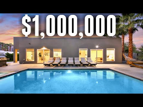 This is What $1 Million buys you in California | Luxury House Tour