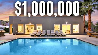 This is What $1 Million buys you in California | Luxury Mansion Tour