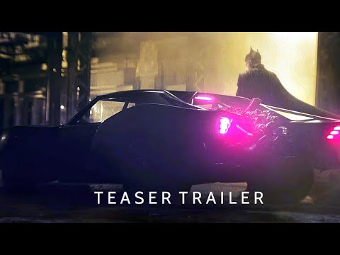 THE BATMAN (2021 Movie) Teaser Trailer Concept – Robert Pattinson