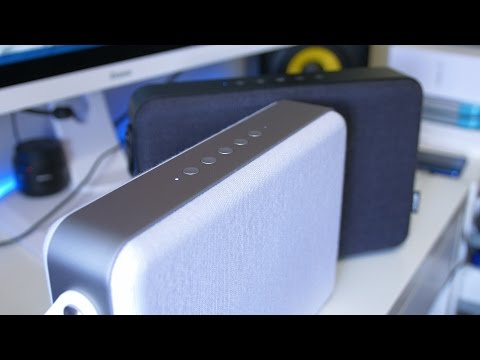 Otone Audio BluWall Direct - Portable Wi-Fi Speaker Review (4K)