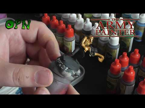 THE ARMY PAINTER COMPLETE PAINT SET ULTIMATE REVIEW!!