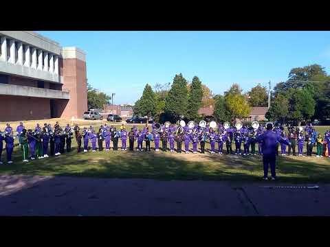 Estill High School joins in with Benedict College