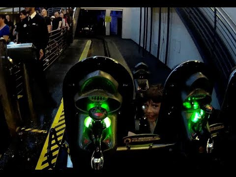 Men in Black Alien Attack Universal Studios