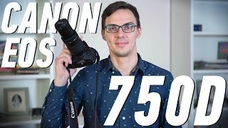 Canon EOS 750D: обзор фотоаппарата(Цена и наличие: http://rozetka.com.ua/canon_eos_750d_body/p2506002/ Видеообзор Canon EOS 750D Смотреть обзоры других фотоаппаратов: ..., 2015-05-02T07:00:01.000Z)