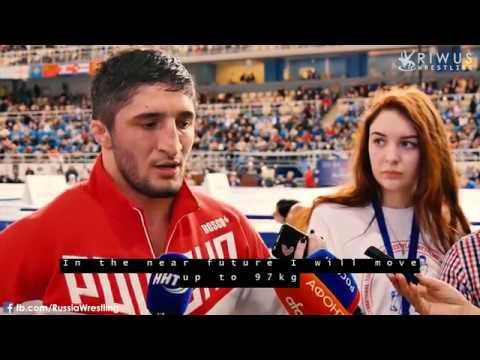 Abdulrashid Sadulaev Interview on Kyle Snyder rematch