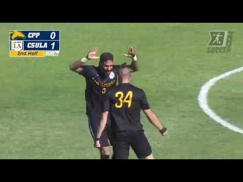 2017 CCAA Men's Soccer Championship Recap