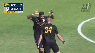 2017 CCAA Men\'s Soccer Championship Recap